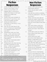 Nonfiction Reading Comprehension Worksheets Fourth Grade ...