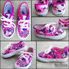 cool vans shoes for boys. pretty princess custom handpainted vans shoes for kids by artofthesole on etsy cool boys