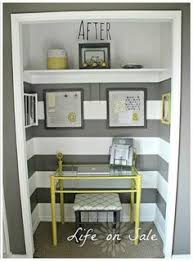 office closet shelving. small closet turned into office google search shelving u