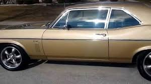 69 Chevy Nova olympic gold survivor exterior vid.mp4 - YouTube