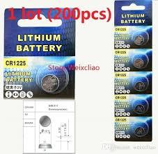 Cr1225 Battery Walgreens Cvs Equivalent Chart