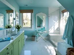 Small Blue Bathrooms Bathroom Paint Light Blue