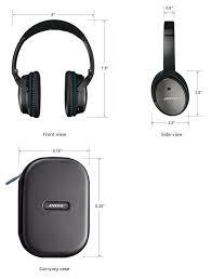 bose noise cancelling headphones case. bose quiet comfort 25 noise cancelling headphones - headphone.com 12 case