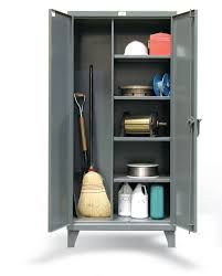 Storage Cabinets With Lock Strong Hold Products Industrial Storage Cabinets