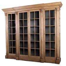 furniture home solid wood bookcases for dreaded inspirations glass front bookcase with doors outdoor rock speakers