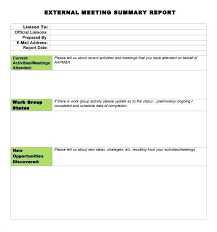 Weekly Activity Report Template Magnificent Year End Summary Report Template Test Summary Report Template In