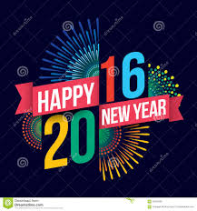 happy new year 2016. Simple New Download Happy New Year 2016 Stock Vector Illustration Of Abstract   56919083 For New Year A