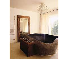 View in gallery A clear rectangular bathtub
