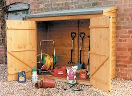 small garden storage ideas