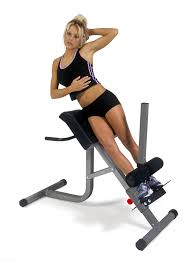 Roman Chair Exercise Bench Hyperextension Abdominal Crunches Lower Hyperextension Bench Reviews