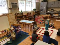 many of the montessori activities won t be found at most preschools