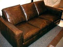 how to fix ripped faux leather sofa repair torn s rh frastro info couch cushion ers