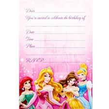 invitation card templates free download princess birthday invitation card template birthday invitation card