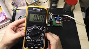 <b>Мультиметр</b> цифровой <b>DT9205A</b> с измерением емкости ...