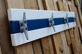 Boat Cleat Coat Rack Awesome Amazon Nautical Boat Cleat Coat Rack Towel Rack Or Hat Rack