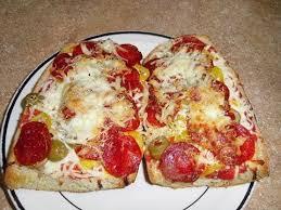 homemade french bread pizza. Modren Pizza Homemade French Bread Pizza Intended