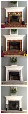 Diy Fireplace Makeover Ideas Best 20 Brass Fireplace Makeover Ideas On Pinterest Paint