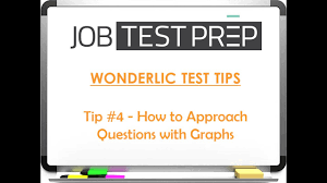 Wonderlic Test Tips Tip 4 How To Approach Questions With Graphs