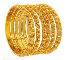 Gold Bangles Design With Price In Pakistan Latest Elegant Gold Bangles Alfuns Com