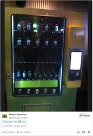 Colorado Marijuana Vending Machines Adorable Pot Vending Machine Makes Debut In Colorado Workers' Comp Insights