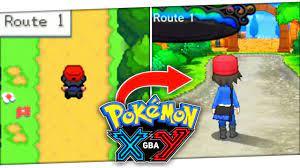 Pokemon XY GBA ROM HACK with KALOS REGION, MEGA EVOLUTION & More! (New Pokemon  GBA ROM HACK 2020) - YouTube