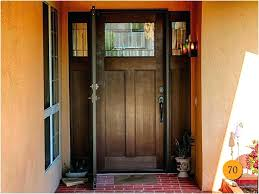 craftsman double front door. Craftsman Double Front Doors For Homes A How To  Entry Door A