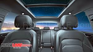 Tiguan Sunroof Ambient Lighting Volkswagen Tiguan Suv And Touran Recalled More Than 7 Lakh