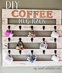 apartment elegant coffee mug rack 21 diy 1 elegant coffee mug rack 21 diy 1 apartment elegant coffee mug rack