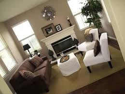 wall color for brown furniture view full size living room decor project in the works chocolate