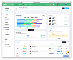 Top 42 Free Responsive Html5 Admin Dashboard Templates