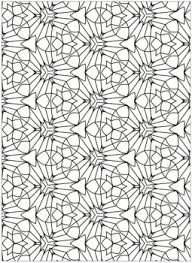 Tessellation with floret pentagonal tiling. 20 Free Printable Tessellation Coloring Pages Everfreecoloring Com