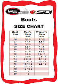 Motorcycle Boot Sizing 1stmotorxstyle Org