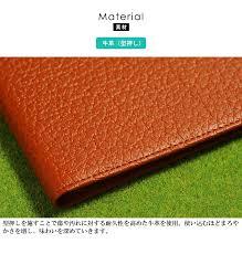 golf scorecard holder golf genuine leather scorecard case side model golf scorecard holder japan hide tanning