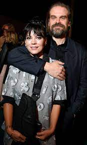 Lily Allen and David Harbour Spark ...