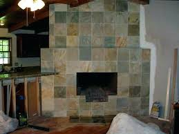 stacked stone tiles for fireplace stacked stone tile fireplace ideas