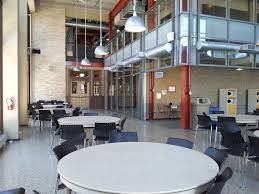 file lunch area at roblin campus of red river college in winnipeg jpg