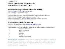 Usajobs Resume Builder Delectable Usajobs Online Resume Builder Httpwwwjobresumewebsiteusajobs Online