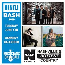 Bentli Bash 2019 Feat Eli Young Band At The Cannery