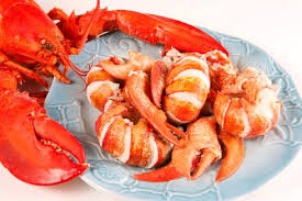 cooked lobsters. Perfect Lobsters Sweet Succulent Maine Lobster Meat Ready For Any Recipe To Cooked Lobsters E