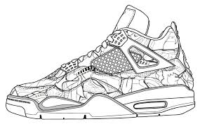 lebron shoes drawing. illustrations lebron shoes drawing