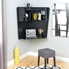 wall desk ideas that are great for small spaces a corner white ikea small glass corner desk