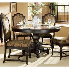 chic small elegant dining room tables elegant classic round dining room table design ideas picture