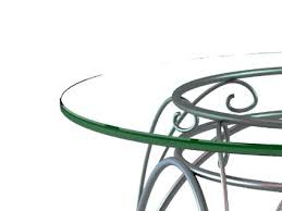 20 round glass table top get ations a inch round 1 4 inch thick flat polished