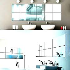 bathroom mirror tiles mirror wall tiles mirror tiles for walls l and stick mirror tiles bathroom bathroom mirror tiles