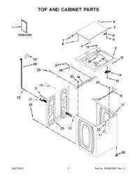 whirlpool washer wtw5000dw1. Exellent Whirlpool 02Top And Cabinet Parts Parts For Whirlpool Washer WTW5000DW1 From  AppliancePartsProscom On Wtw5000dw1