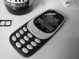 I lived with a Nokia 3310 for a week ...