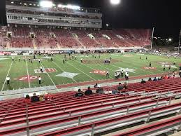 Sam Boyd Stadium Section 109 Rateyourseats Com