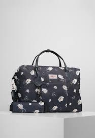 FRAME HOLDALL - Weekend bag - dark blue