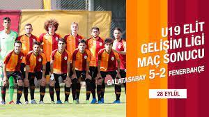 U19 Elit Gelişim Ligi | Maç sonucu: Galatasaray 5-2 Fenerbahçe - YouTube