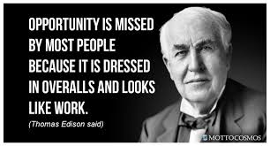Thomas Edison Quotes Mesmerizing Thomas Edison Said Quotes 48 Motto Cosmos Wonderful People Said
